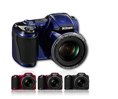 Kamera Nikon Coolpix L820 Nikon Coolpix L820 Digitalkamera 2 7 Zoll Dunkelviolett De Kamera