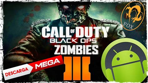 call of duty zombies apk free call of duty black ops android apk en espa 241 ol descargar