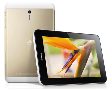 Tablet Huawei Mediapad 7 huawei mediapad 7 youth2 aims to compete in the affordable