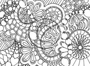 detailed coloring pages printable free coloring pages for adults printable detailed image 23