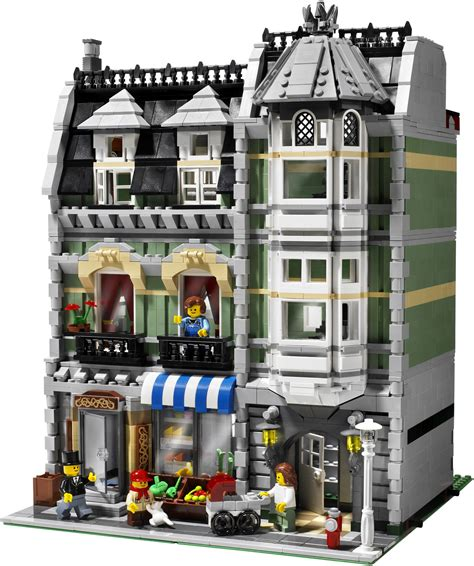 Lego Decool City Series Large Ready advanced models modular buildings brickset lego set
