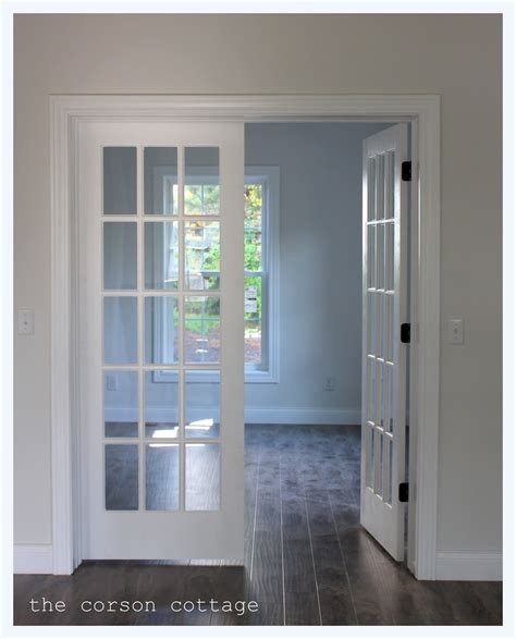 White Interior Glass Doors White Doors Interior 187 Design And Ideas