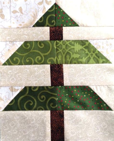 christmas tree block pattern trio christmas tree quilt patchwork quilt applique quilt
