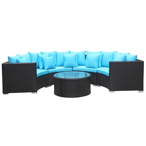 round outdoor sectional sofa 100 round outdoor sofa eclipse modern round