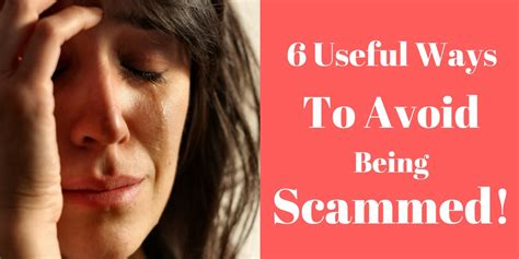 Six Great Ways To Prevent 6 Useful Ways To Avoid Being Scammed The Coffee Shop Trader