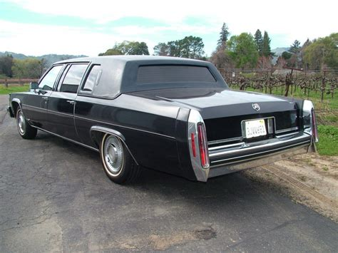 cadillac limo for sale 1984 cadillac fleetwood limousine for sale