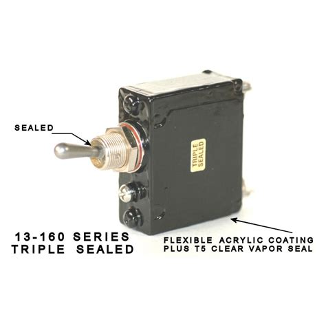 Switch Breaker k four switches part number 13 160 40 sealed on