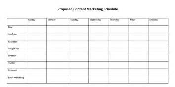 press release schedule template how to drive traffic to your site with content marketing