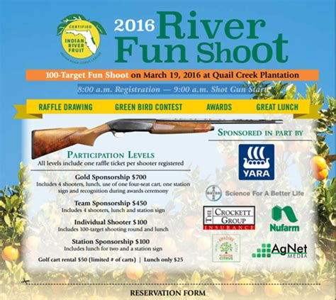 shoot annual 2016 annuals 1910287156 calling all shooters to first annual ircl river fun shoot southeast agnet