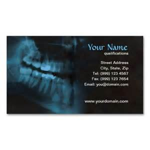 business cards for dentists dentist business card
