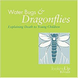 water bugs and dragonflies explaining death to young children a water bugs and dragonfiles explaining death to young