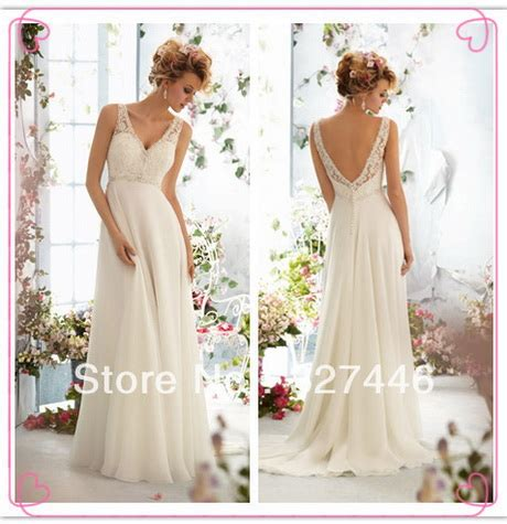 imagenes de vestidos de novia romanticos vestidos de novia sencillos y romanticos encaje sencillo