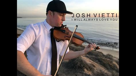 Wedding Song Always by Wedding Song I Will Always You Josh Vietti Violin