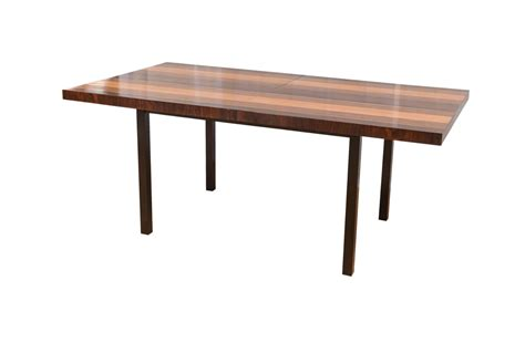 milo baughman dining table milo baughman mix wood dining table for thayer coggin