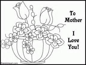mothers day coloring sheet day coloring pages for and yahoo voices