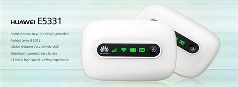 Modem Wifi Huawei E5331 umobile 21mbps 3g wifi wireless modem 11street malaysia network equipments