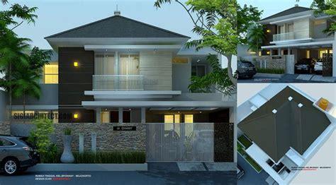 gambar desain rumah mewah dan harganya