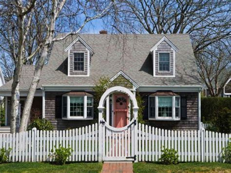 landscape design for cape cod style house cape cod house designs with gate exterior inspiration pinterest gardens front