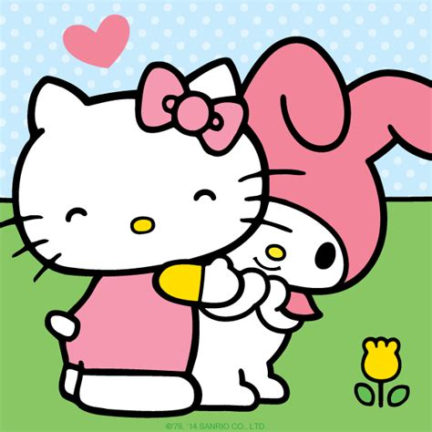 imagenes de hello kitty y melody hello kitty and friends hello kitty photo 36542023