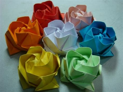Paper Roses Origami - 13 best images about origami on paper