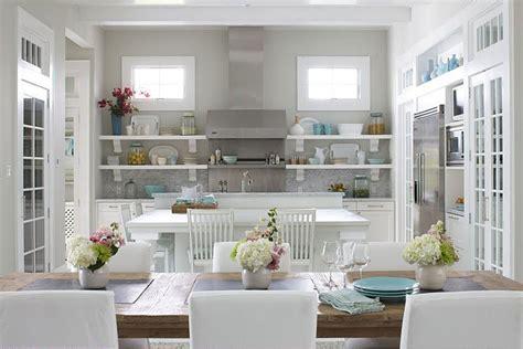 Gray Walls Contemporary Kitchen Sherwin Williams