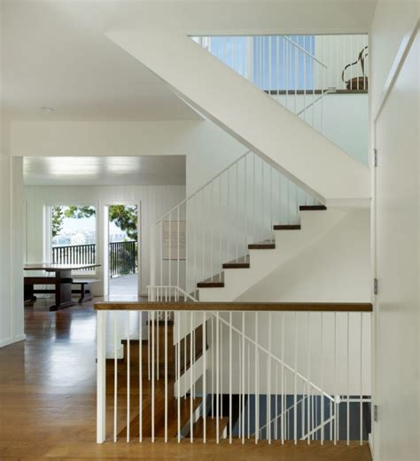 White Banister Rail by Ideas 19 Modern And Stair Design Ideas To
