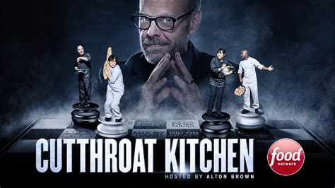 Is Cutthroat Kitchen by Cutthroat Kitchen Tv On Play