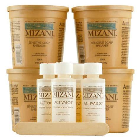 hair color for sensitive scalps mizani sensitive scalp relaxer kit