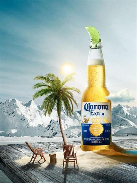 Tequila Patio Corona Beer Quot Corona Mountain Quot Print Ad By Cramer