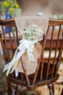 loads of chair swag wedding chair decoration ideas
