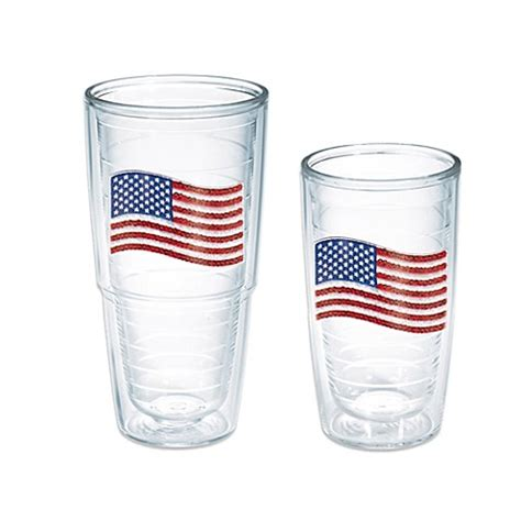 bed bath and beyond tumblers tervis 174 american flag tumbler bed bath beyond