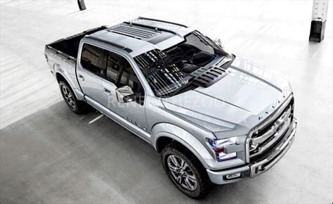 Ford Atlas 2020 by 2020 Ford Atlas Release Date Specs Changes 2019 2020