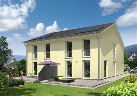 town country haus neu bei town country haus schlankes doppelhaus f 252 r