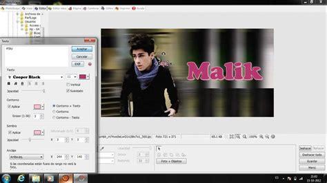 como hacer una portada para facebook en photoscape youtube como hacer una portada para facebook con photoscape youtube