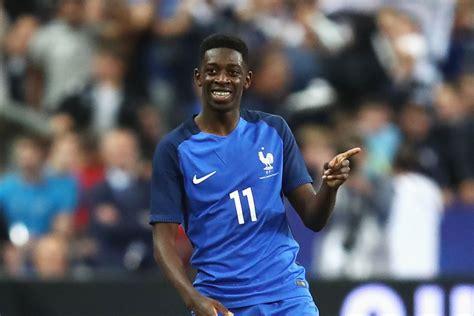 ousmane dembele odds ousmane dembele scores the winner for france against
