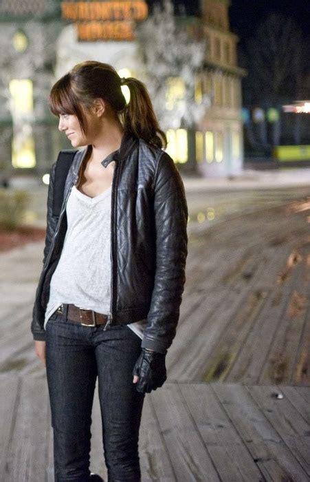 Emma Stone Zombieland Age   emma stone expands acting resume to dark comedy social