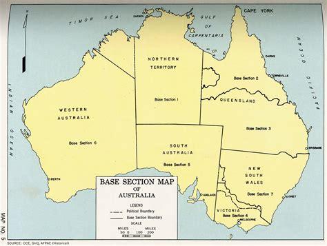 picture of australia map australia