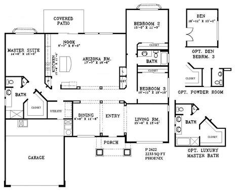 100 floor plans of houses for sale sun city arizona collier preserve single family floor plans naples florida