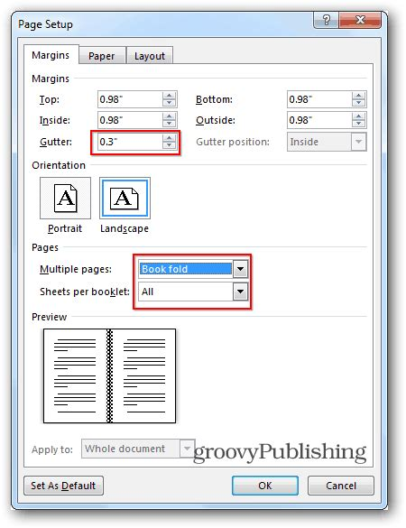 word 2013 book template how to create booklets using microsoft word 2013