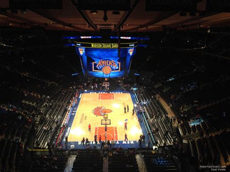 madison square garden section 3 madison square garden section 320 new york knicks