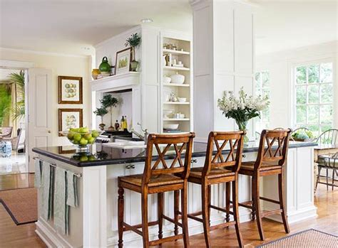looks beautiful for opening up the kitchen dining room living are by case design remodeling beautiful efficient small kitchens traditional home