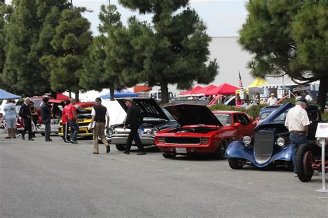 Ved Up edelbrock s 9th annual quot rev ved up 4 quot car show set