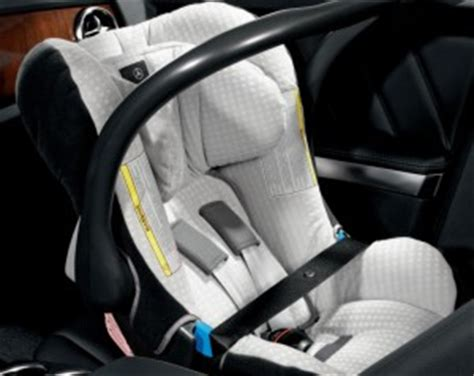 mercedes gl infant car seat mercedes car seats