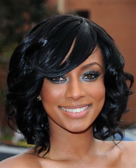 pictures of black feathered hairstyles feathered hairstyles for black women