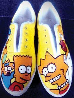 Harga Converse The Simpsons sepatu lukis gie sepatu lukis gie