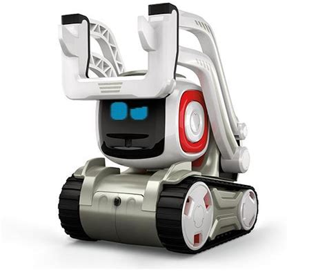 toys r us robot anki launches critically acclaimed cozmo robot robotsblog