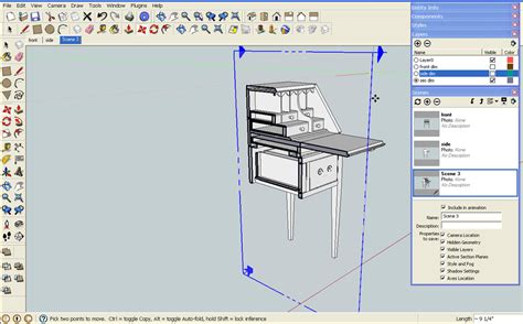 sketchup layout hide section plane use sketchup without learning sketchup readwatchdo com
