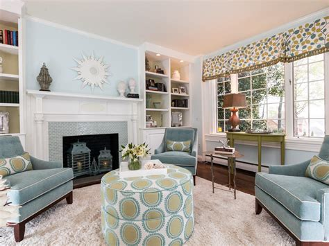 Blue Transitional Living Room Traditional Style Living Room With Modern Twist Liz
