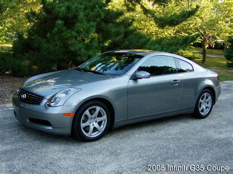 2005 infiniti g35 coupe 2005 infiniti g35 sports coupe photo gallery carparts