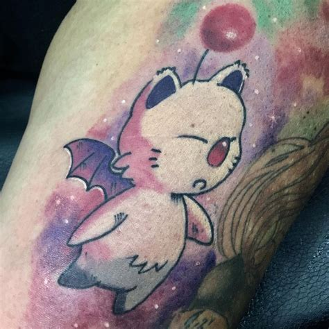moogle tattoo 205 best tattoos images on tattoos